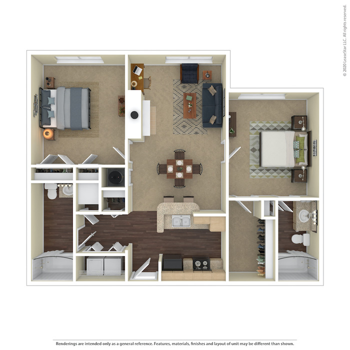 The Fletcher Floor Plan Image